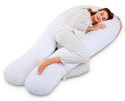 Linen Empire Ltd 12 FT Long C_U Shaped Deluxe Full Body Cuddly & Maternity...