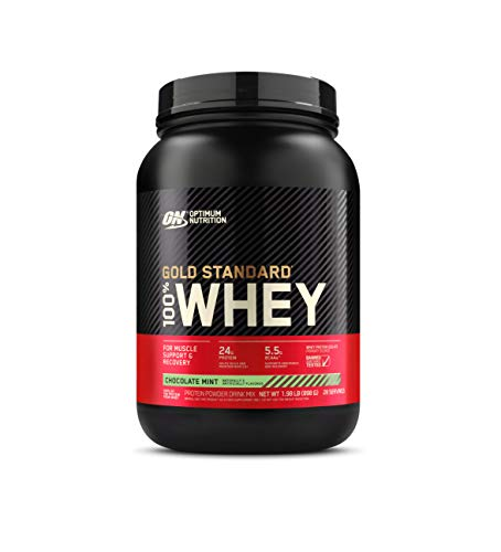Optimum Nutrition Gold Standard Whey Protein Powder | Amazon
