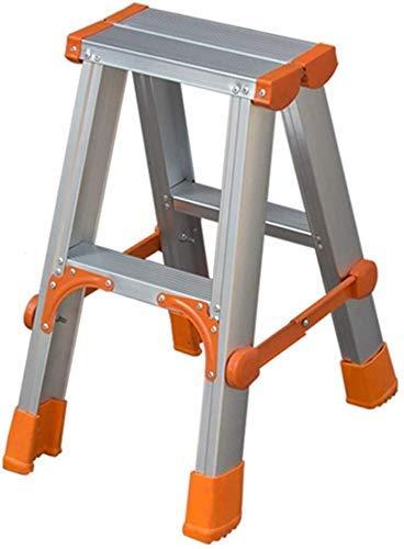 GUOXY Multifunktions-Treppe, Leiter Aus Aluminium Schiebeleiter Multifunktionstechnik Leiter, Faltbarer,Schritt 2