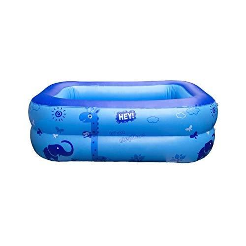 Relaxbx Vierkant Kinderzwembad Huishoudelijke Baby Bad Vat Verdikking Paddling Zwembad