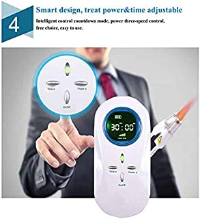ATANG Laser Rhinitis Treatment Instrument Sinusitis Cure Therapy Pulse Nose Care Nasal Massage