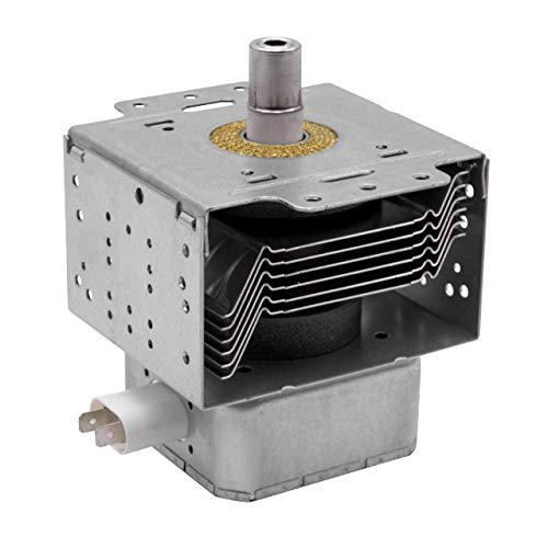 vhbw Tubo de magnetrón compatible con Viva VVM16H3252/01, VVM16H3252/02, VVM16H3252/03, VVM16H3252/04, VVM16O3250/05 Microondas - Pieza de recambio
