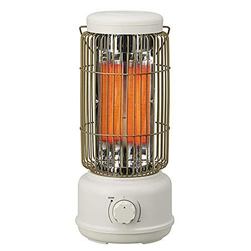 DYCLE Calentador de Jaula de pájaros portátil, Calentador eléctrico de Patio de jardín, calefacción por Infrarrojos de Fibra de Carbono, Temperatura Ajustable, calefacción cómoda