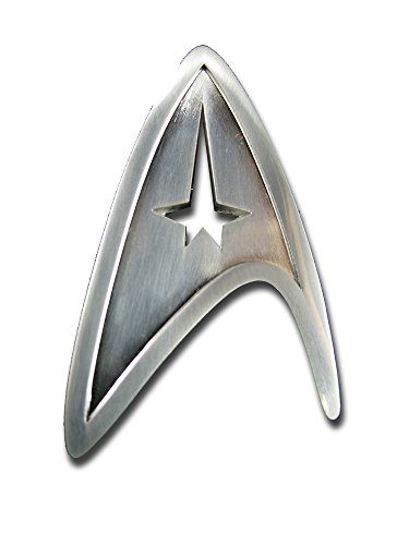 Star Trek Starfleet Division Replica Badge: Command