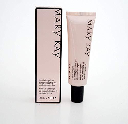 Mary Kay FOUNDATION PRIMER make up Grundlage sunscreen 29 ml SPF/Lfs 15 MHD 2020/21