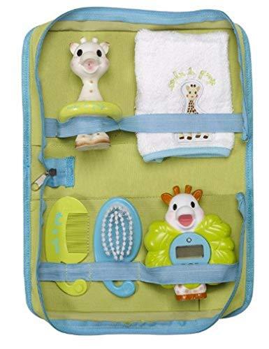 Vulli Kit de Toilette - Trousse de toilette - Sophie la Girafe