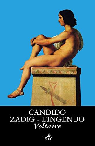 F.M.A. Voltaire - Candido - Zadig - L