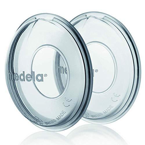MEDELA Milchauffangschale 1 Paar - Weiche Silikonauflage für hohen Tragekomfort