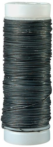 Efco 22 246 00 Fil d'aluminium pour Fleuriste, Noir