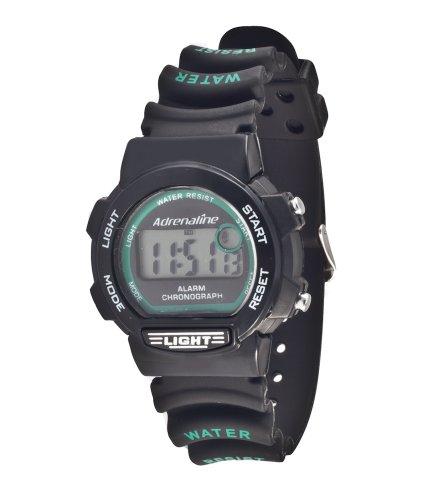 Freestyle AD50701 - Reloj Digital de Cuarzo para Mujer con Correa de Caucho, Color Negro