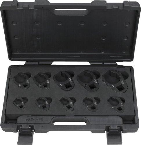 KS Tools 913.1300 Leitungsschlüssel-Satz, SW 19-46 mm, 10-tlg.
