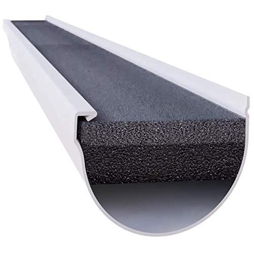 GutterStuff GSP-HR5-8box-DS Foam Gutter Filter Insert, 5-Inch