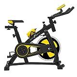 Zoom IMG-1 nero sports cyclette aerobica da