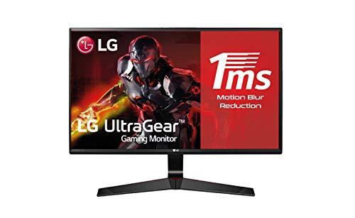 LG 27MP59G-P - Monitor Gaming FHD de 68, 6 cm (27') con Panel IPS (1920 x 1080 píxeles, 16:9, 1 ms con MBR, 75Hz, 250...