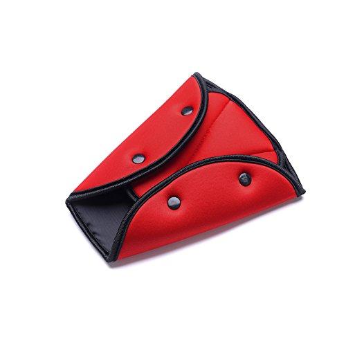 ZREAL 582/5000 Triangle Auto veiligheidsgordel Cover Adjust Protector schouderriem Strap Cover
