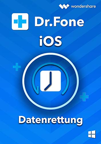 Dr.Fone iOS Win Vollversion (Product Keycard ohne Datenträger)