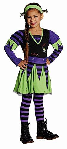 4U-Onlinehandel 12910-152 Funky Monster - Disfraz de Carnaval (Talla 152