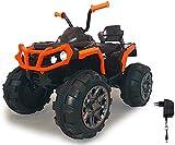 Ride-on Quad Protector Arancione 12V