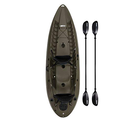 Lifetime Sport 10' Fisher Kayak