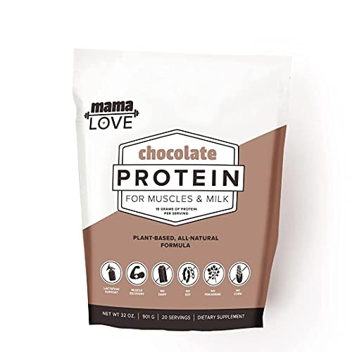 MAMA Love Chocolate Protein Shake