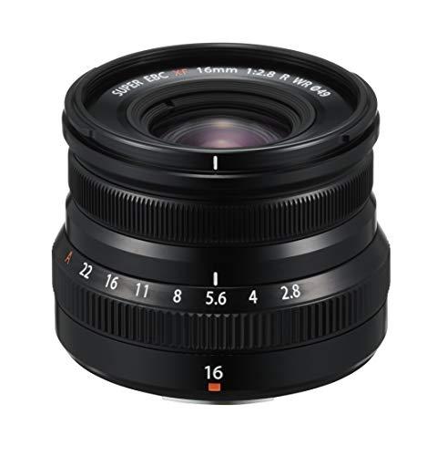 Fujifilm 16611667, Objetivo Angular, 1, Negro
