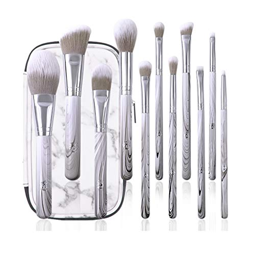 Maquillage Set Brush 11 Set Ombre à Paupières Blush Brush Beauté Maquillage Pinceau Outil A ++