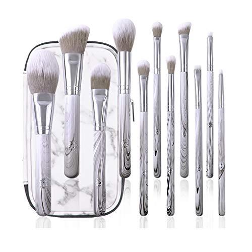 Perfect diary Maquillage Set Brush 11 Set Ombre à Paupières Blush Brush Beauté Maquillage Pinceau Outil A ++