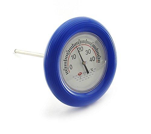 Fluidra 58656 - Termómetro cilíndrico Sumergible Basic Line