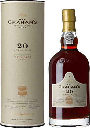 Grahams 20 yo Tawny Port 75cl