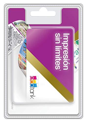 Epson EcoTank Tarjeta Unlimited | Tinta Ilimitada Durante 2 Años | Compatible con:...