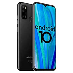 💫 Android 10 OS; 4GB RAM + 64GB ROM Micro SD up to 256GB; MT6762 Octa-core 64-bit 1.8GHz 💫 Ultra-Large 6.52-inch Waterdrop Screen 2.5D curved glass; 4500mAh with OTG function 💫 16MP Triple Rear Camera: 16MP primary lens, 5MP macro lens and a 2MP lens...