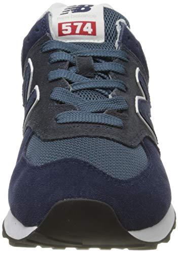 New Balance 574v2, Zapatillas Hombre, Azul (Blue E A E), 41.5 EU