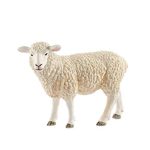Schleich 13882 FARM WORLD Spielfigur - Schaf, Spielzeug ab 3 Jahren