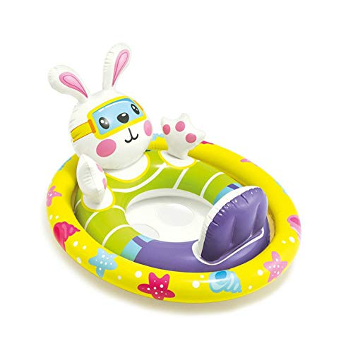 Baby Swim Ring I Growing Swimming Band for Babies I Baby Float Children from 12 Months to 6 Years to 25 kg Baby Swim Ring I Baby Swimming Seat with Backrest