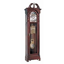 Ridgeway MORGANTOWN Grandfather Clock, Glen Arbor Cherry