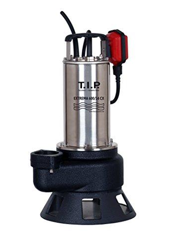 30194 Profi Schmutzwasser Tauchpumpe Baupumpe Extrema 600/14 CX, bis 36.000 l/h Fördermenge