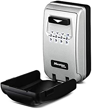 Master Lock Set Your Own Combination Wall Mount Lock Box