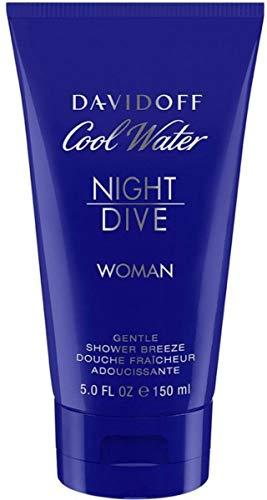Davidoff Cool Water Night Dive Woman Duschgel 150 ml (woman)