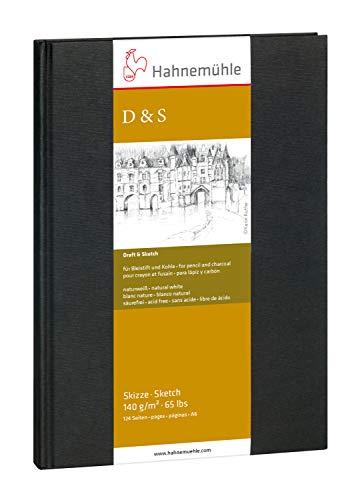 Hahnemühle 10628323 - Bloc de dibujo (140 g, 62 hojas)
