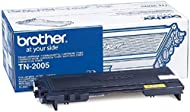 Prints 1,500 pages in accordance with ISO/IEC 19752 High quality genuine Brother black toner cartridge TN-2005 Genuine Brother toner cartridges are rigorously tested to print perfectly every time saving you time and money Using this Brother TN-2005 o...