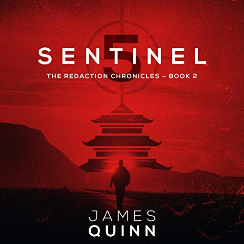 Couverture de Sentinel Five - The Redaction Chronicles, Book 2