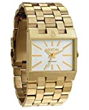 Nixon Small Ticket Gold-plated Ladies Watch A296504