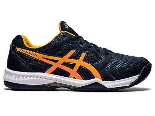 ASICS Men's Gel-Dedicate 6 Tennis Shoes, 8M, French Blue/Amber
