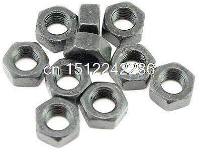 Lysee Nuts - Lot25 Metric M12 Blac Fine Fees free!! Thread 1 25mm Pitch Elegant