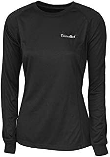 ThermaTech Womens Ultra Midlayer Long Sleeve