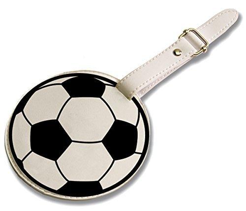 Tandem Sport Soccer Luggage Tag