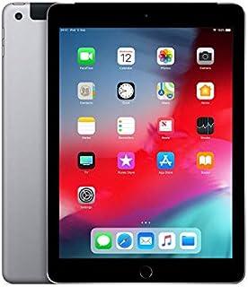 Apple iPad 9.7 (5.ª Generación) 32GB Wi-Fi + Cellular - Gris Espacial - Desbloqueado (Reacondicionado)