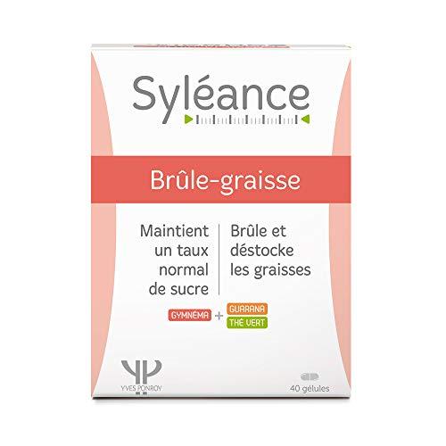 Yves Ponroy Syléance Brûle-Graisse Compléments Alimentaires Minceur 40 Gélules