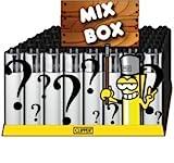 Clipper ® Encendedores de Coleccionistas Mix Caja - 10-pc - Nuestro Piñata de Clipper
