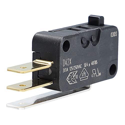 LUTH Premium Profi Parts Mikroschalter Schalter für Wasserstandsregler Schwimmer in Bosch Geschirrspüler 00165256 165256